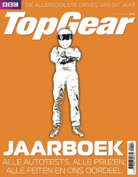TopGear Jaarboek 5, iOS, Android & Windows 10 magazine