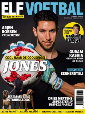 Elf Voetbal Magazine 4, iOS, Android & Windows 10 magazine