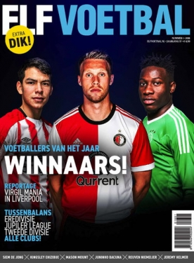 Elf Voetbal Magazine 1, iOS, Android & Windows 10 magazine