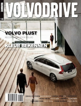 Volvodrive Magazine 16, iOS, Android & Windows 10 magazine