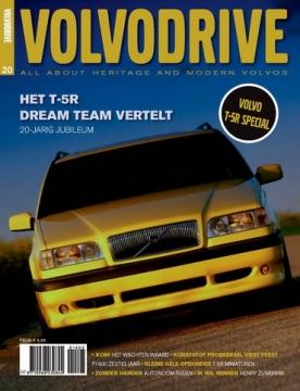 Volvodrive Magazine 20, iOS magazine