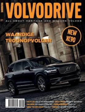 Volvodrive Magazine 21, iOS, Android & Windows 10 magazine