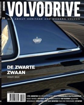 Volvodrive Magazine 25, iOS, Android & Windows 10 magazine