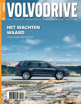 Volvodrive Magazine 26, iOS, Android & Windows 10 magazine