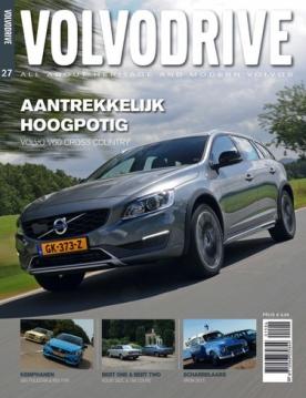 Volvodrive Magazine 27, iOS, Android & Windows 10 magazine