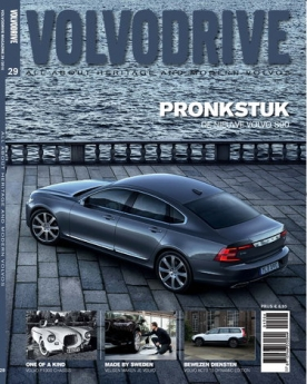 Volvodrive Magazine 29, iOS, Android & Windows 10 magazine