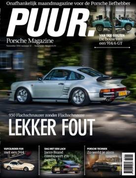 PUUR Porsche Magazine 11, iOS, Android & Windows 10 magazine