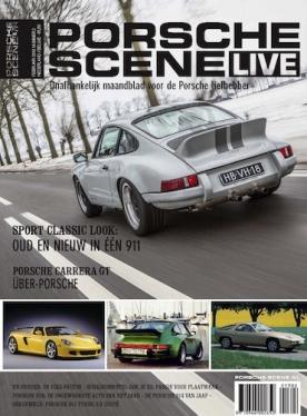 PUUR Porsche Magazine 2, iOS, Android & Windows 10 magazine