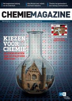 Chemiemagazine 2, iOS, Android & Windows 10 magazine