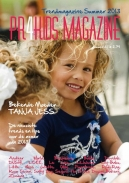 PR4Kids Magazine 3, iPad & Android magazine