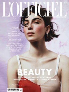 L'Officiel NL 73, iOS, Android & Windows 10 magazine