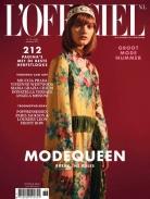 L'Officiel NL 76, iOS magazine