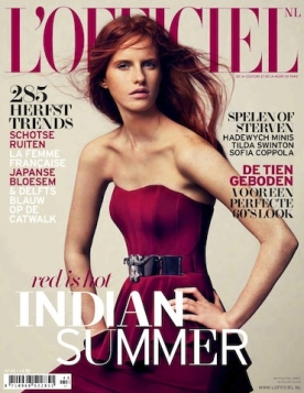 L'Officiel NL 43, iOS, Android & Windows 10 magazine