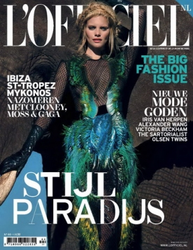L'Officiel NL 44, iOS, Android & Windows 10 magazine
