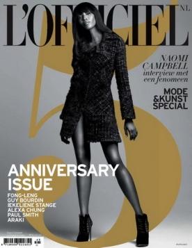 L'Officiel NL 45, iOS, Android & Windows 10 magazine