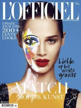 L'Officiel NL 47, iOS, Android & Windows 10 magazine