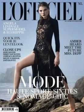 L'Officiel NL 48, iOS, Android & Windows 10 magazine