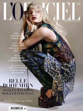 L'Officiel NL 57, iOS, Android & Windows 10 magazine