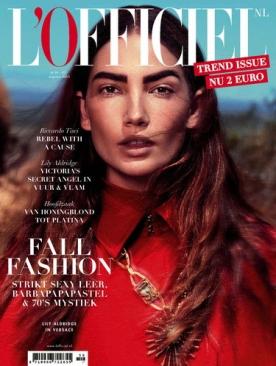 L'Officiel NL 59, iOS, Android & Windows 10 magazine