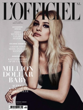 L'Officiel NL 69, iOS, Android & Windows 10 magazine