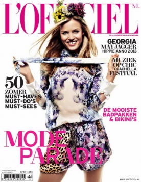 L'Officiel NL 42, iOS, Android & Windows 10 magazine