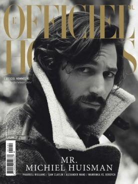 L'Officiel Homme NL 8, iOS, Android & Windows 10 magazine