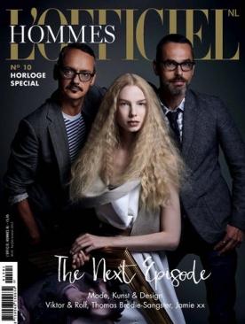 L'Officiel Homme NL 10, iOS, Android & Windows 10 magazine