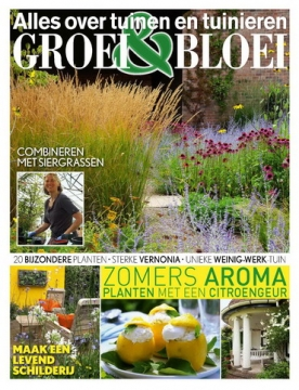 Groei&Bloei 8, iOS, Android & Windows 10 magazine