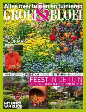 Groei&Bloei 4, iOS, Android & Windows 10 magazine