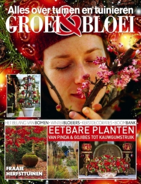 Groei&Bloei 11, iOS, Android & Windows 10 magazine