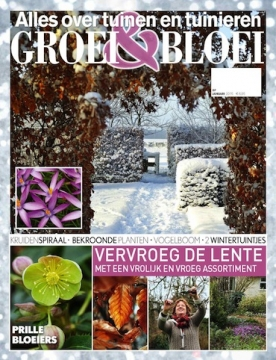 Groei&Bloei 1, iOS, Android & Windows 10 magazine