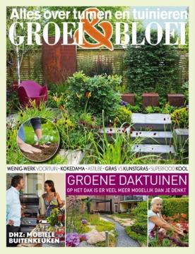 Groei&Bloei 7, iOS, Android & Windows 10 magazine
