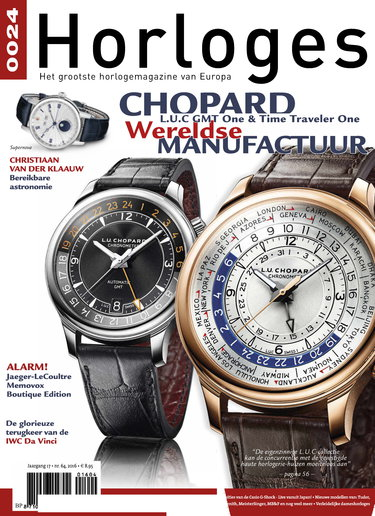 0024 Horloges 4, iOS, Android & Windows 10 magazine