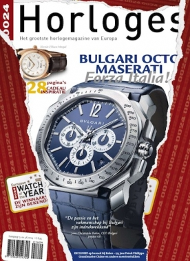 0024 Horloges 4, iOS, Android & Windows 10 magazine