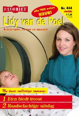 Lidy van de Poel 444, iOS & Android  magazine