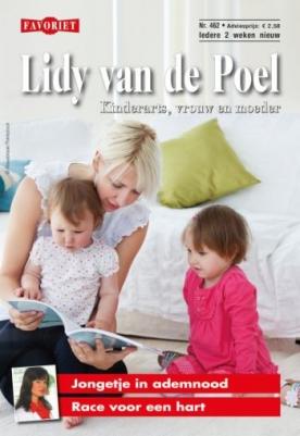 Lidy van de Poel 462, iOS & Android  magazine