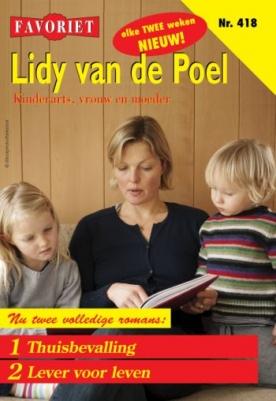 Lidy van de Poel 418, iOS & Android  magazine