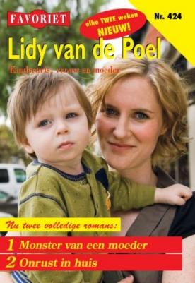 Lidy van de Poel 424, iOS & Android  magazine