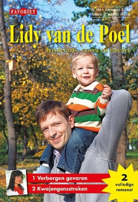 Lidy van de Poel 564, ePub magazine