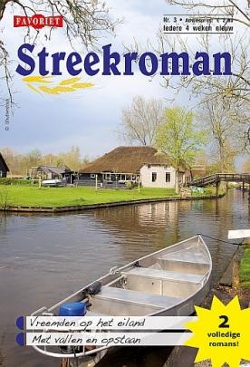 Streekroman 3, ePub magazine