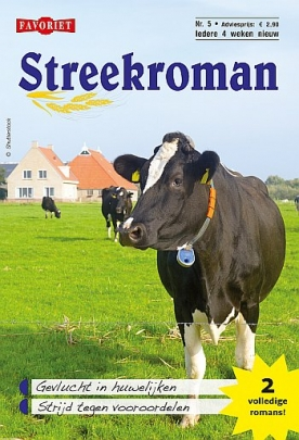 Streekroman 5, ePub magazine
