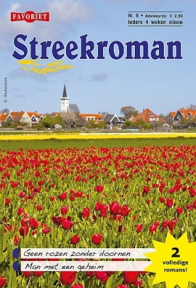 Streekroman 6, ePub magazine
