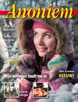 Anoniem 570, iOS & Android  magazine
