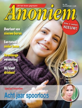 Anoniem 645, iOS magazine