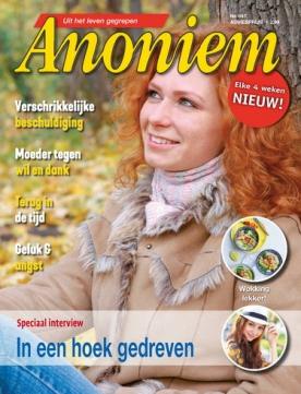 Anoniem 647, iOS magazine