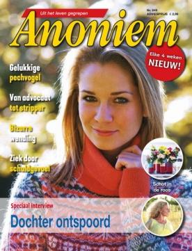 Anoniem 649, iOS magazine