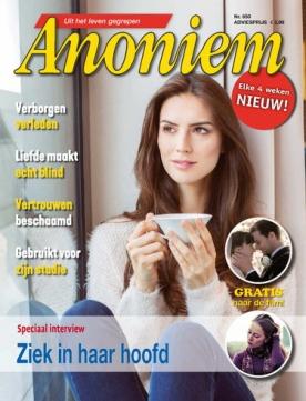 Anoniem 650, iOS magazine
