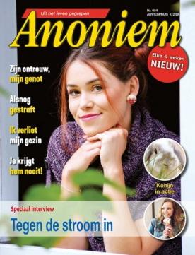Anoniem 654, iOS & Android  magazine