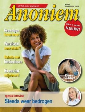 Anoniem 656, iOS magazine