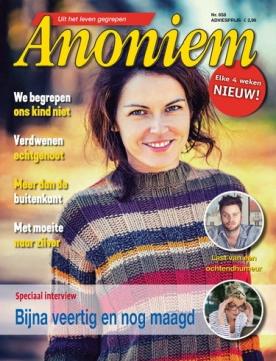 Anoniem 658, iOS & Android  magazine